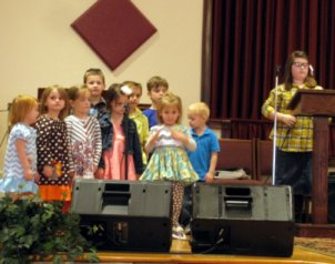 Young Kids Choir